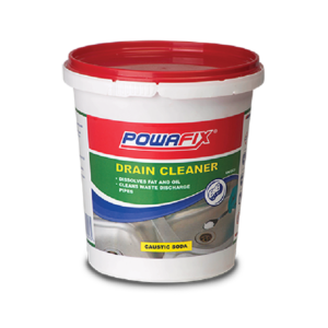 Drain Cleaner Caustic Soda