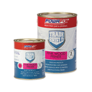 Tradeshield Pink Wood Primer