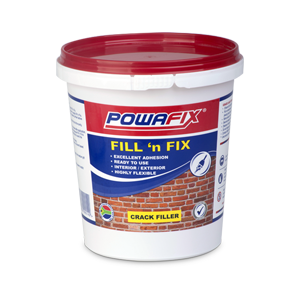 Multipurpose Glazing Putty Powafix