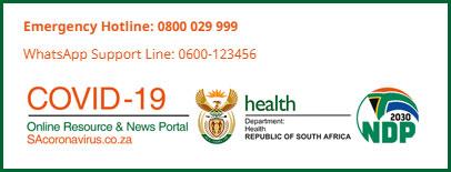 COVID19 Resource Portal SA